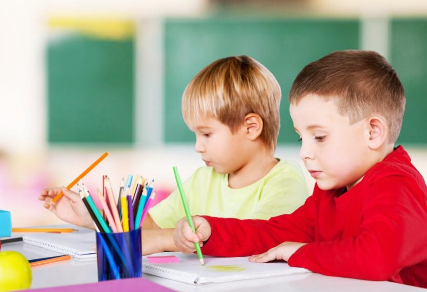 Обучение детей в раннем возрасте